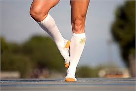 DVT compression socks