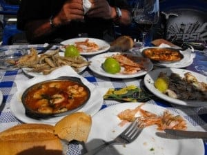 places to eat in spain