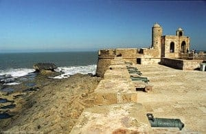 visiting Essaouira in Morocco