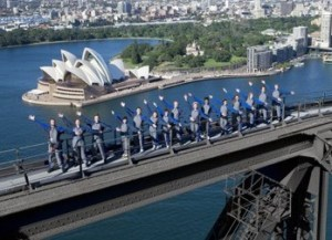 Sydney Harbour Bridge Climb