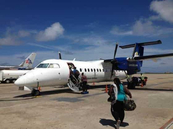 Flights to St Vincent from Barbados