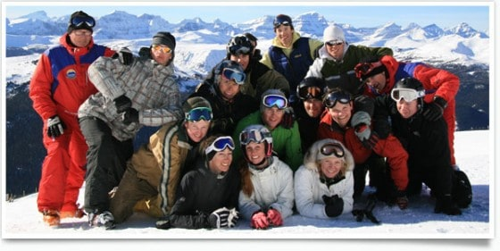 snowskool ski instructor courses