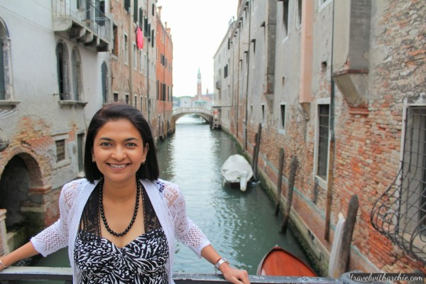 A pic on the Venetian canal