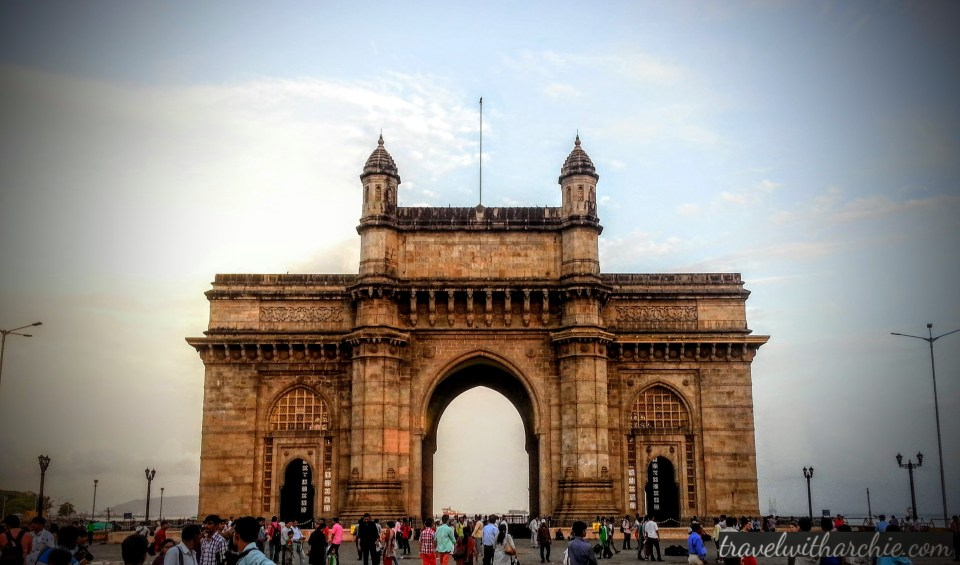 The Grand Gateway of India