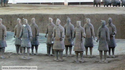 Mausoleum of the First Qin Emperor WM