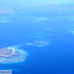Komodo is even more beautiful from above.