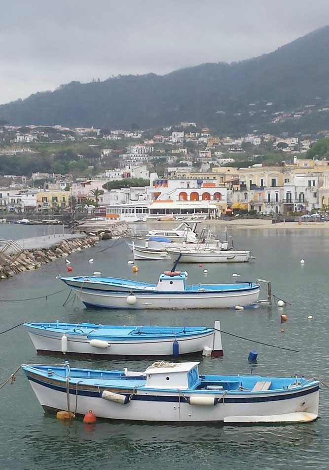 Enchanted by Ischia