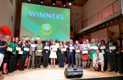 Winners of The Sustainable Destinations Top 100 announced