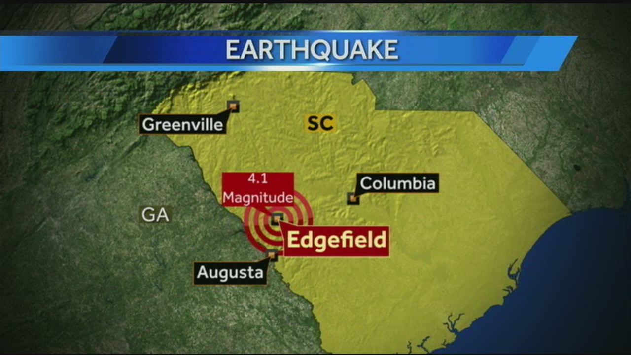 The Edgefield Earthquake And The End Of Times