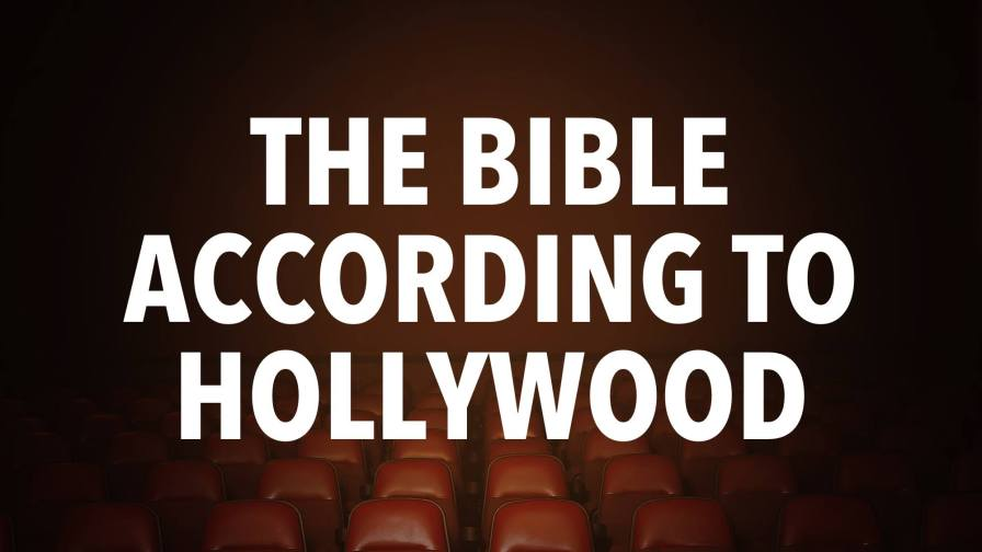 theBibleaccordingtohollywood
