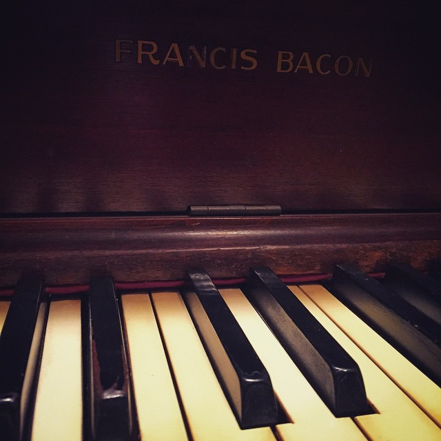 Funeral home pianos have so many stories worn upon their keys.
