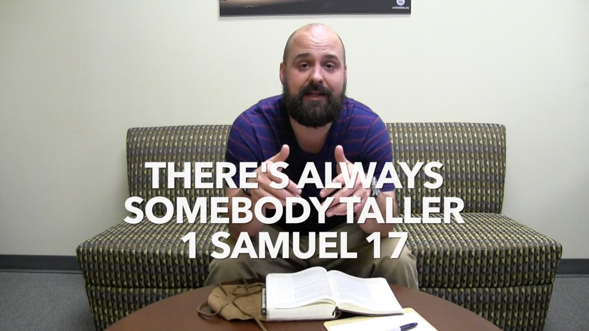There's Always Somebody Taller