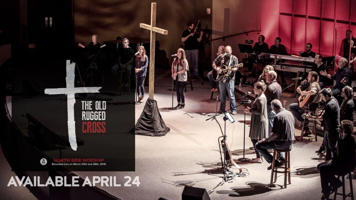 The Old Rugged Cross - Available Now