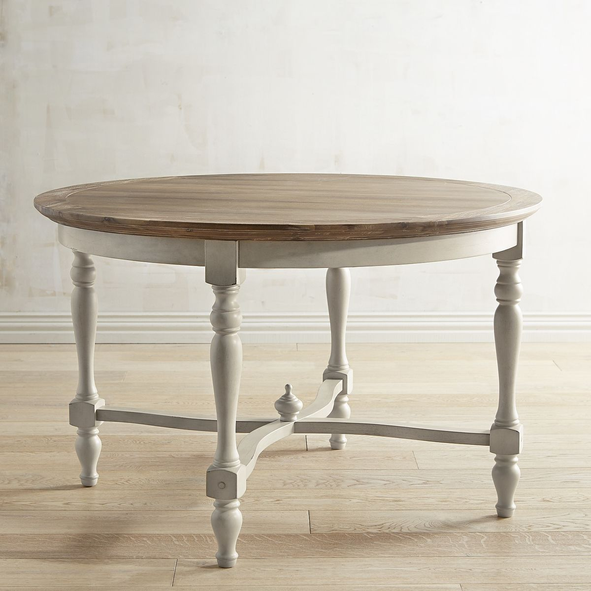 round kitchen tables round kitchen tables Round kitchen table 48 in natural stonewash