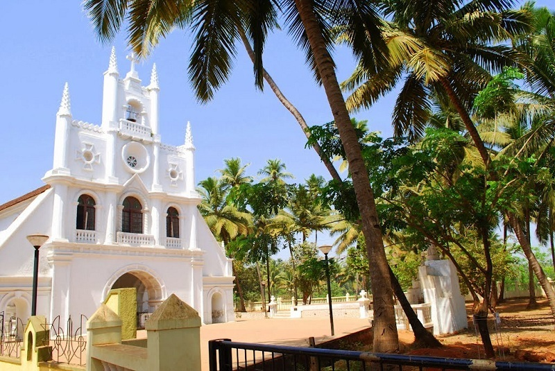 Ooty Hd Wallpapers Our Lady Of Merces Church Panjim Panjim Goa