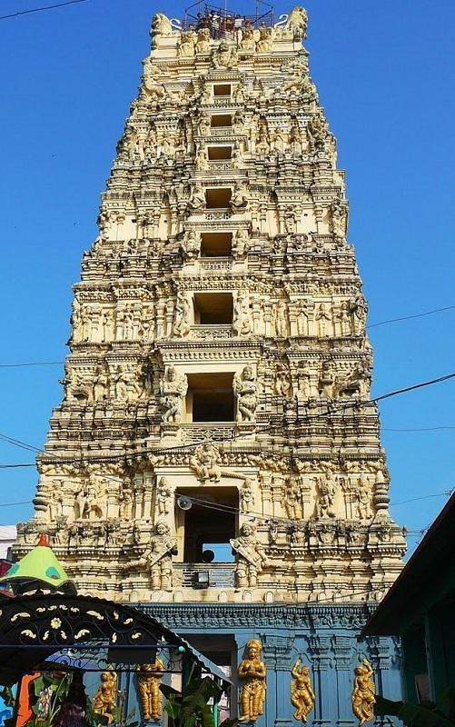 Hd Wallpaper Monsoon Sri Ksheera Rama Temple Palakollu Rajahmundry