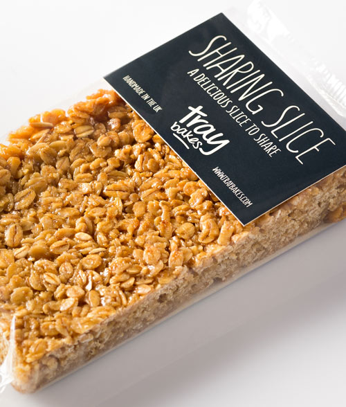 All Butter Flapjack - Tray Bakes