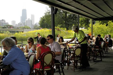Photos: Guide to museum dining