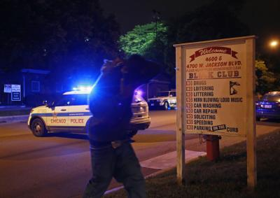 West Side Chicago Shooting