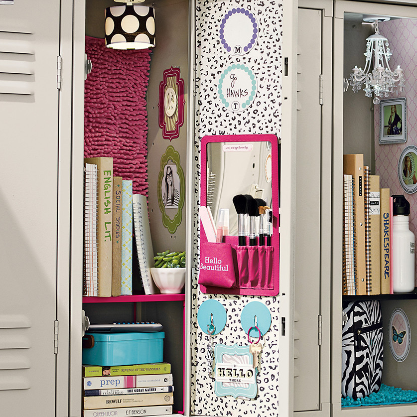 Cute Locker Wallpaper Locker Accessories For All Ages Chicago Tribune