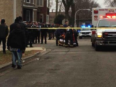 Chicago Shooting South West