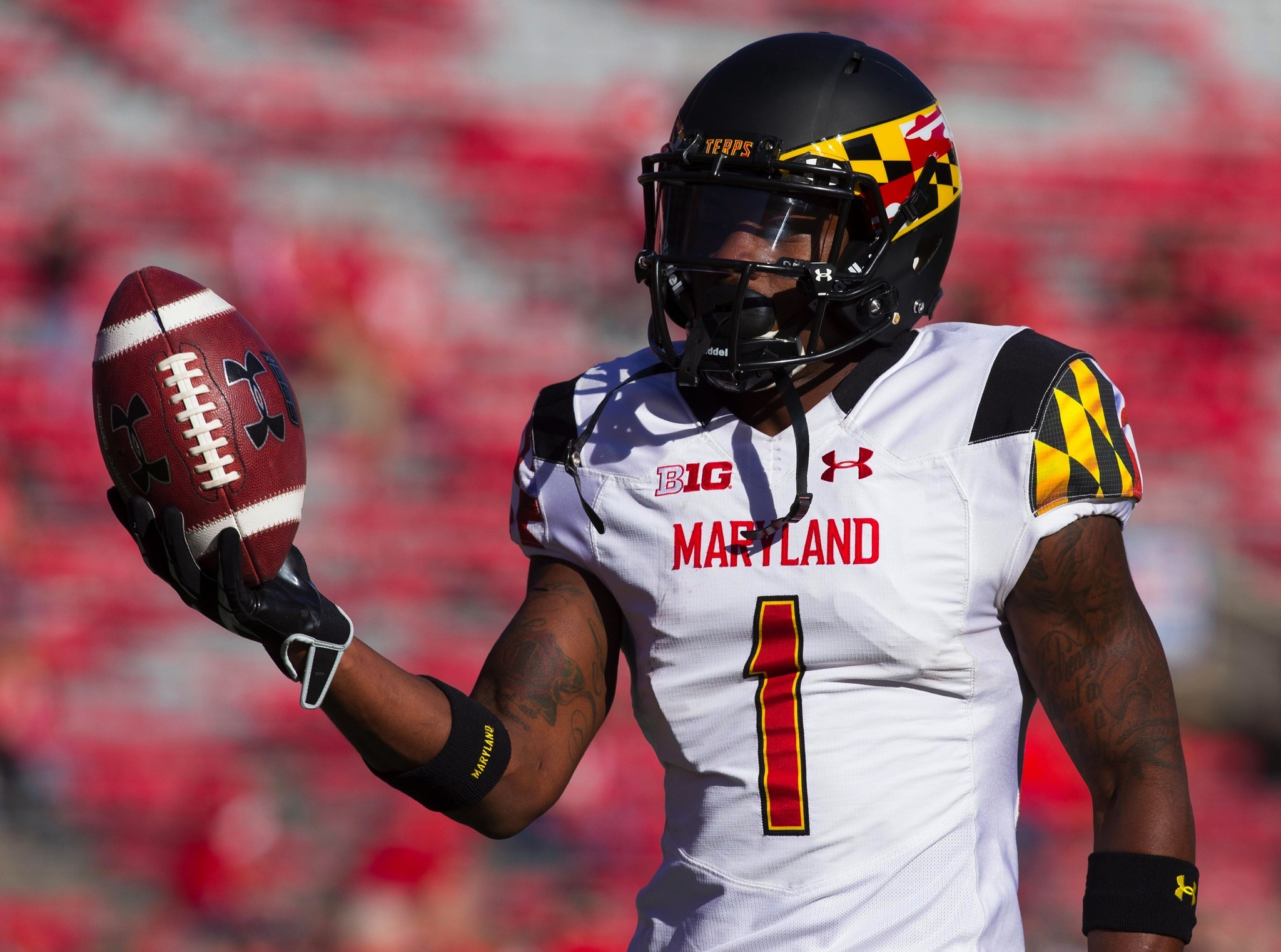 Steelers Wallpaper Hd Former Maryland Terps Wide Receiver Stefon Diggs Signs
