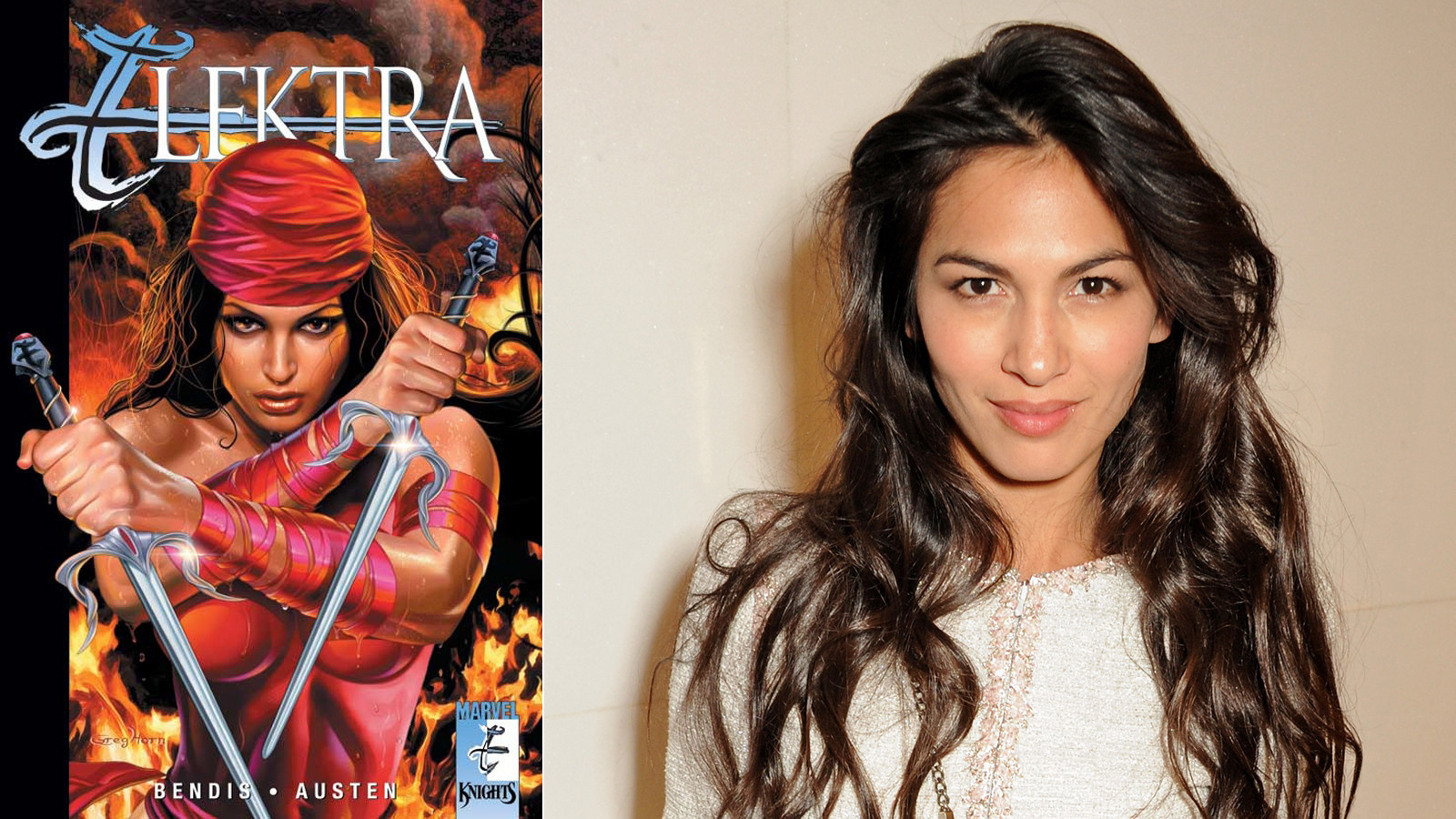 Wallpaper Girl With The Dragon Tattoo Elodie Yung Cast As Elektra In Netflix S Daredevil