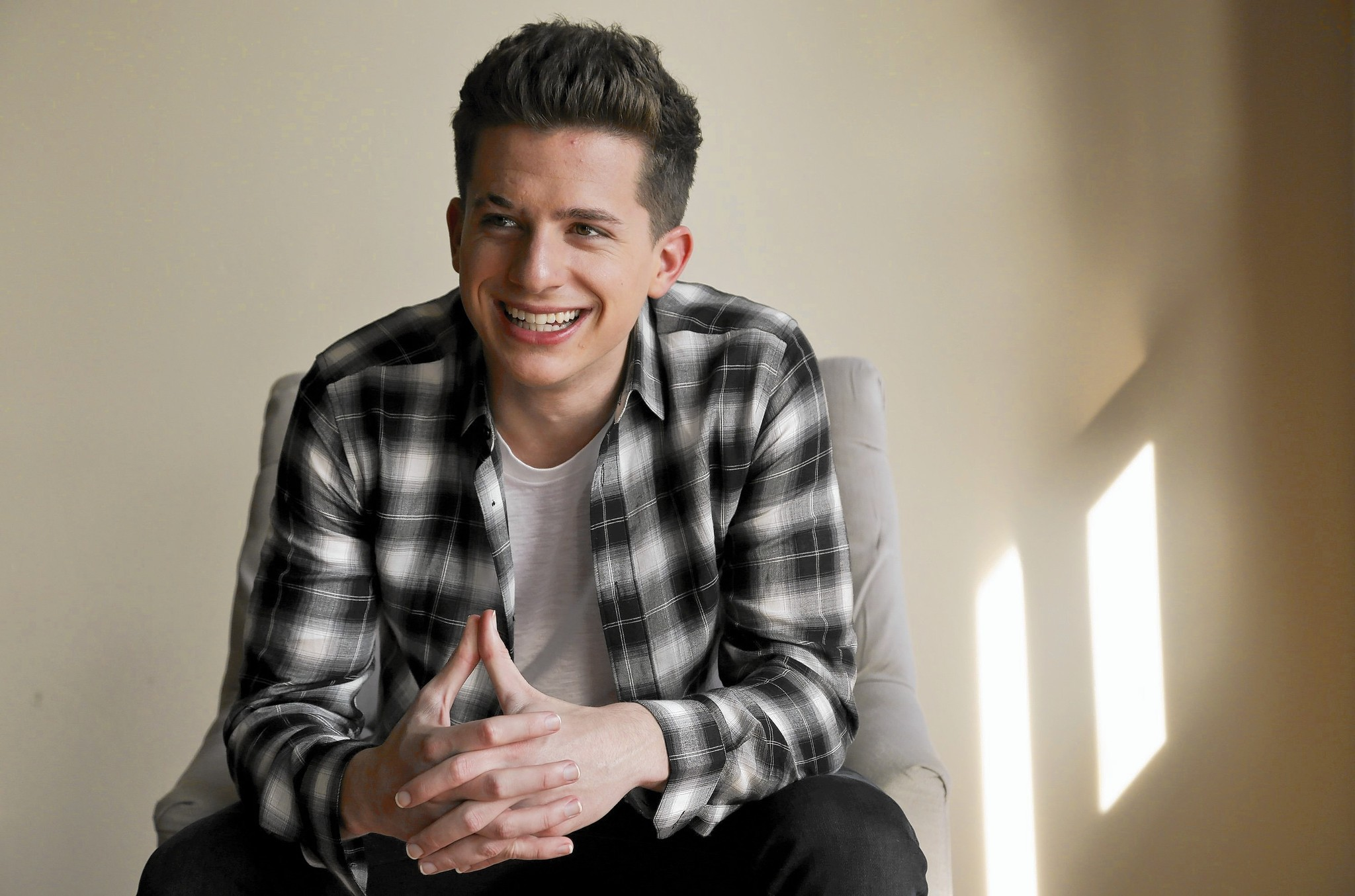 Cute Tween Wallpapers The Two Sides Of Charlie Puth Tween Idol And Hard Core