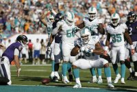 Miami Dolphins bring living rooms to stadium - The San ...