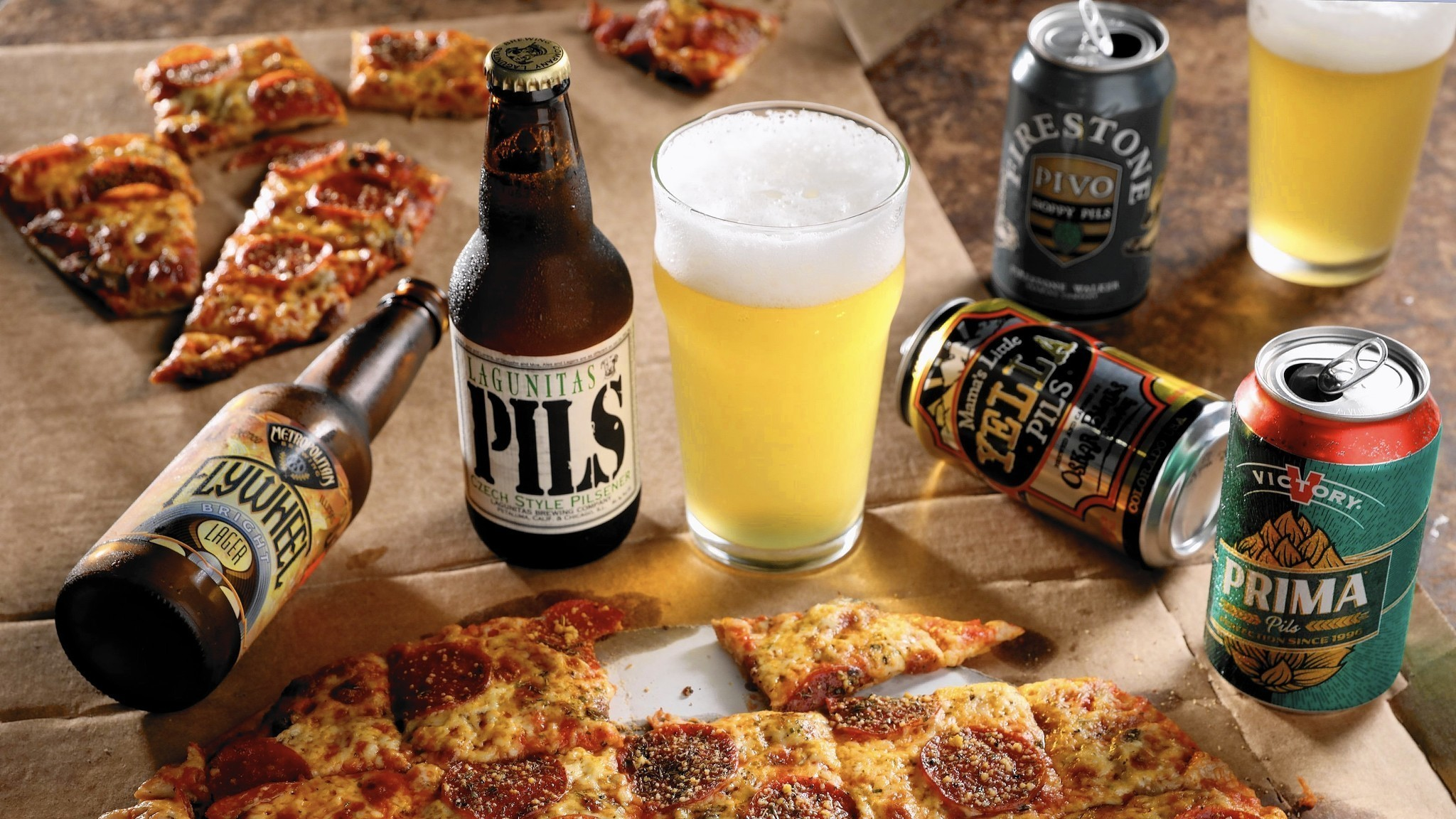 Weekend Wallpaper Hd 5 Beer Styles That Go Perfectly With 5 Pizza Styles