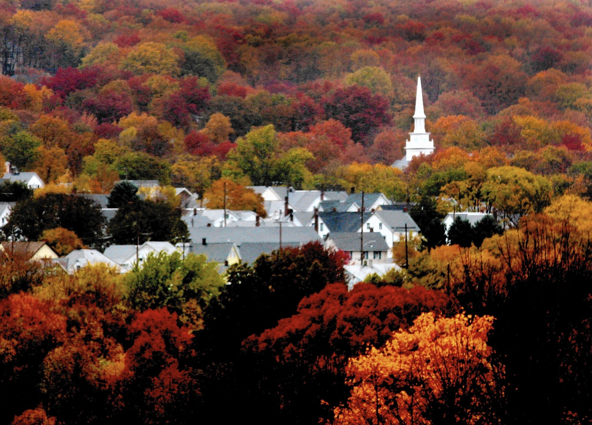 Scenery Wallpaper Fall Fall Foliage In The Lehigh Valley Region 4 Great Road
