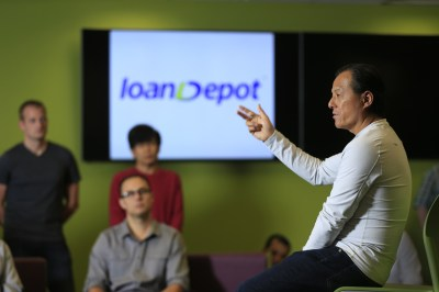 Apply for a home loan from your phone? That's just the start of LoanDepot's plans - The San ...