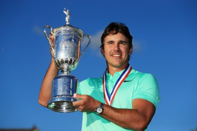 Brooks Koepka surges late to win U.S. Open, first major championship - Chicago Tribune