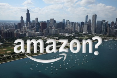 Amazon's huge HQ2 in Chicago scale - Chicago Tribune