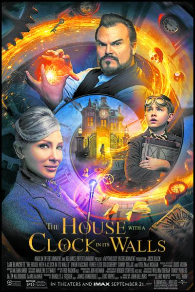 Giveaway: The House with a Clock in Its Walls - southflorida.com