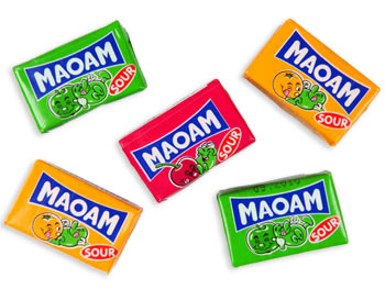 Maoam Minis Sour Chews From The Uk Original Retro