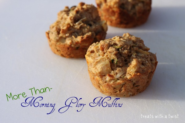 More Than Morning Glory Muffins
