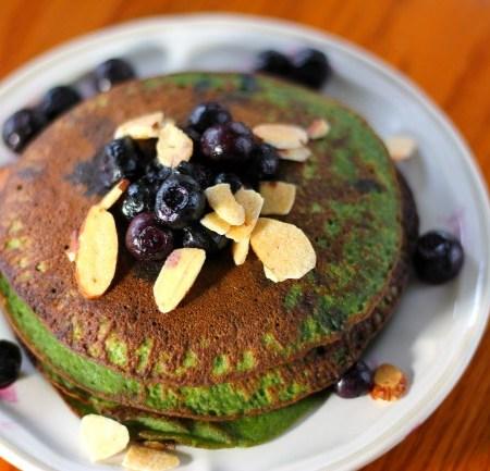 Vega Green Pancake (treatswithatwist.com)