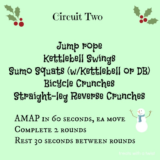 Circuit 2 holiday workout (treatswithatwist.com)