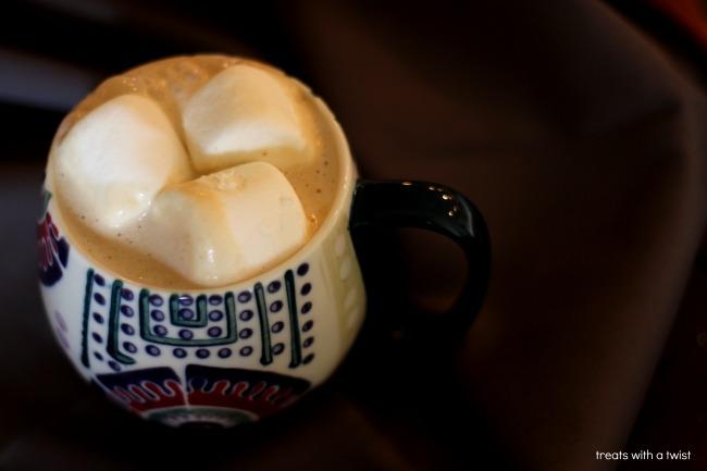 Hot Honey Vanilla PB Bourbon Nightcap 4