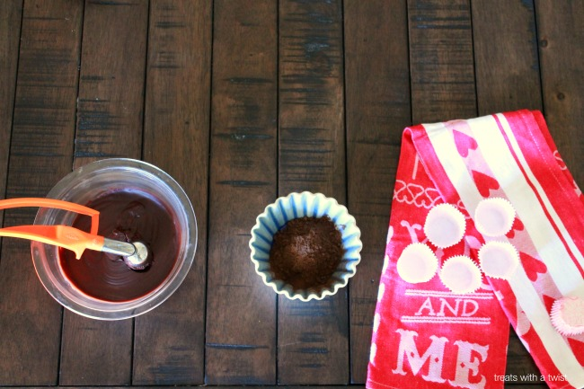 Dark Chocolate Red Wine Truffles 1