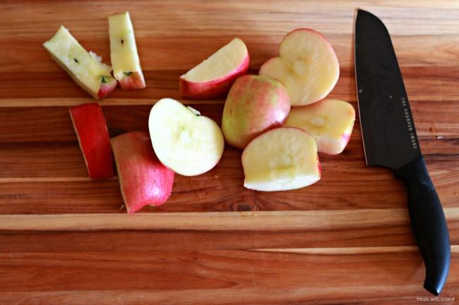 Maple Apple Crisp for Two 1