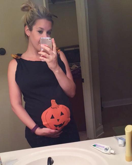 Pregnancy Update - Halloween 2