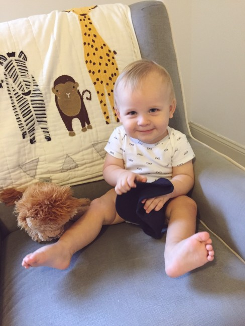 Life With Canaan: 10 Months In// treatswithatwist.com