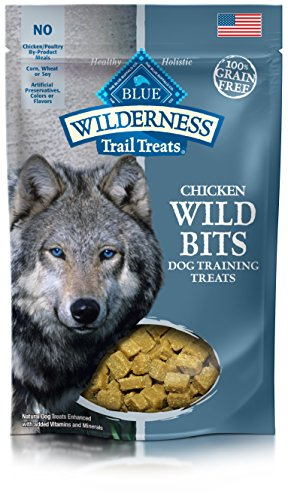 10 Best Dog Treats for Training in 2018 \u2013 For Puppies  Dogs