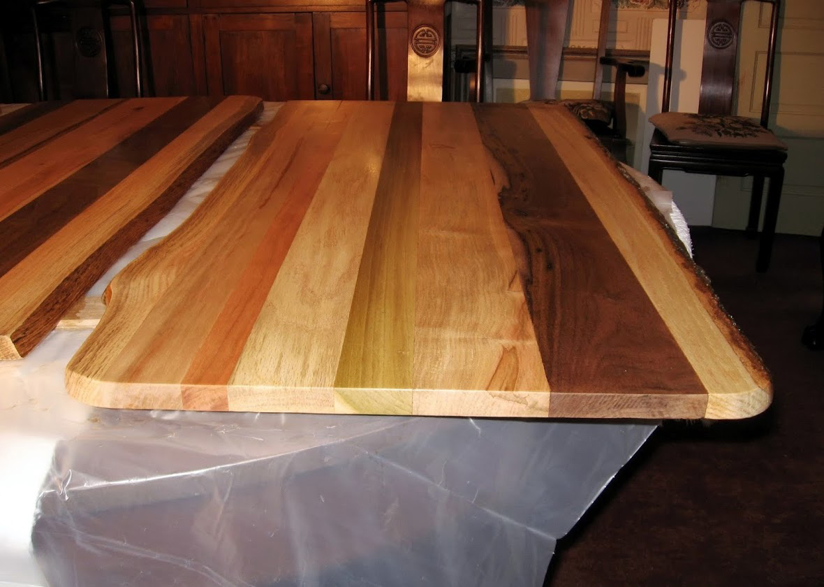 cherry wood table top