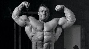 Dorian Yates, 6 x Mr. Olympia