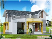 Unique Single Story Home Designs Single Story Modern House ...