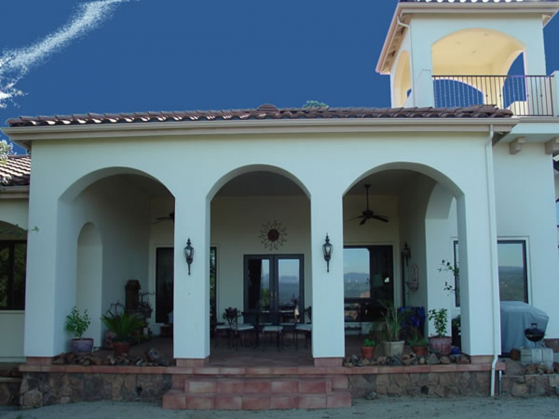 Spanish Mission Homes Spanish Mission Style House Plans