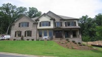 Two-Story Colonial Floor Plans 2 Story Colonial House ...